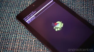 How to get back to stock recovery on Nexus 7(simple and 100% working)