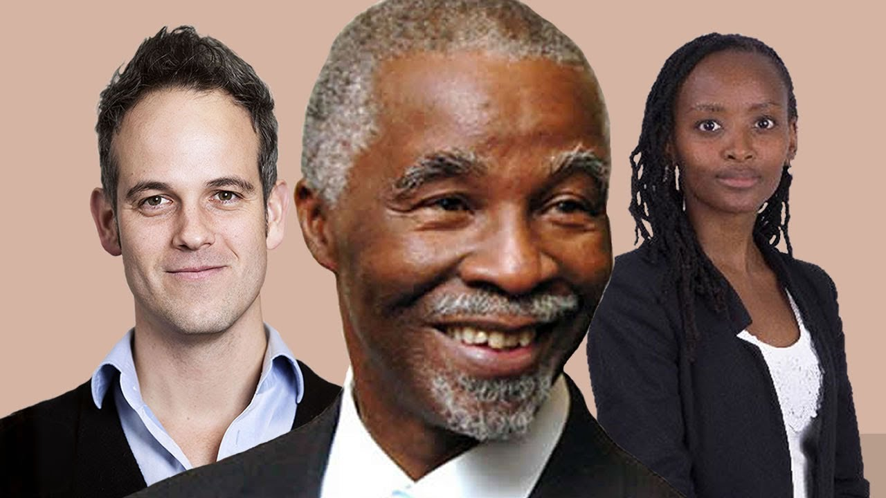 Sam Paddock, S'onqoba Maseko, Thabo Mbeki: How The 4th Industrial Revolution Is Impacting Educa