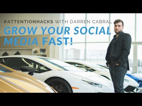 Fastest Way To Grow Your Social Media