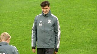 Germany Train Ahead Of Their International Friendly Match Against Turkey