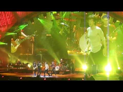 Gimmie Shelter - The Rolling Stones; 50 and Counting Tour, Los Angeles 2013