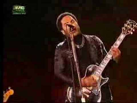 Lenny Kravitz - Fly Away (Rock in Rio 2008)