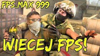 CSGO JAK ZWIĘKSZYĆ FPS / WIĘCEJ FPS W CSIE