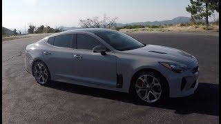 Kia Stinger GT - Cheap German Sedan? - One Take
