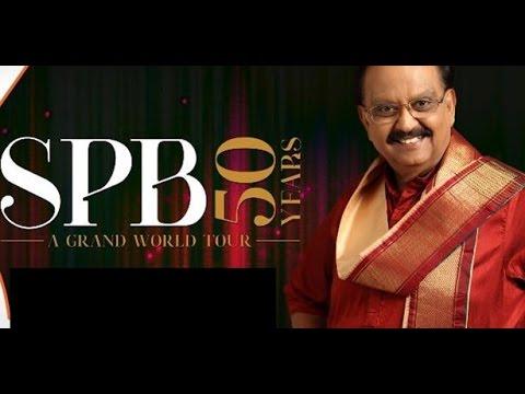 SPB50 World tour - SPB, Karthik, Swetha Mohan