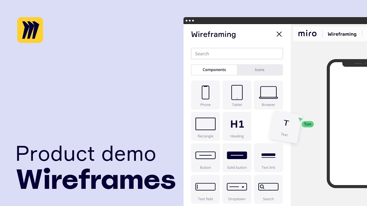 How to Use Miro Wireframes