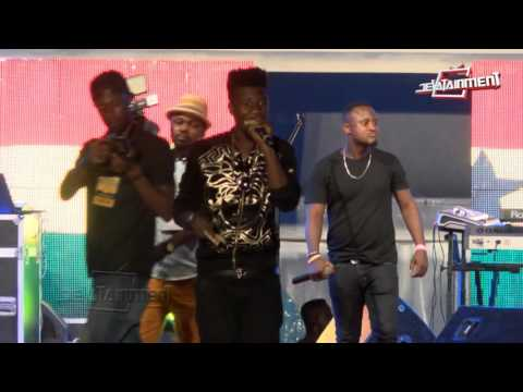 Tic Tac got booed off stage @ Freedom Concert 2016