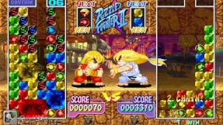 Super Puzzle Fighter 2 Turbo imfai3jacky vs Juno 9 chain