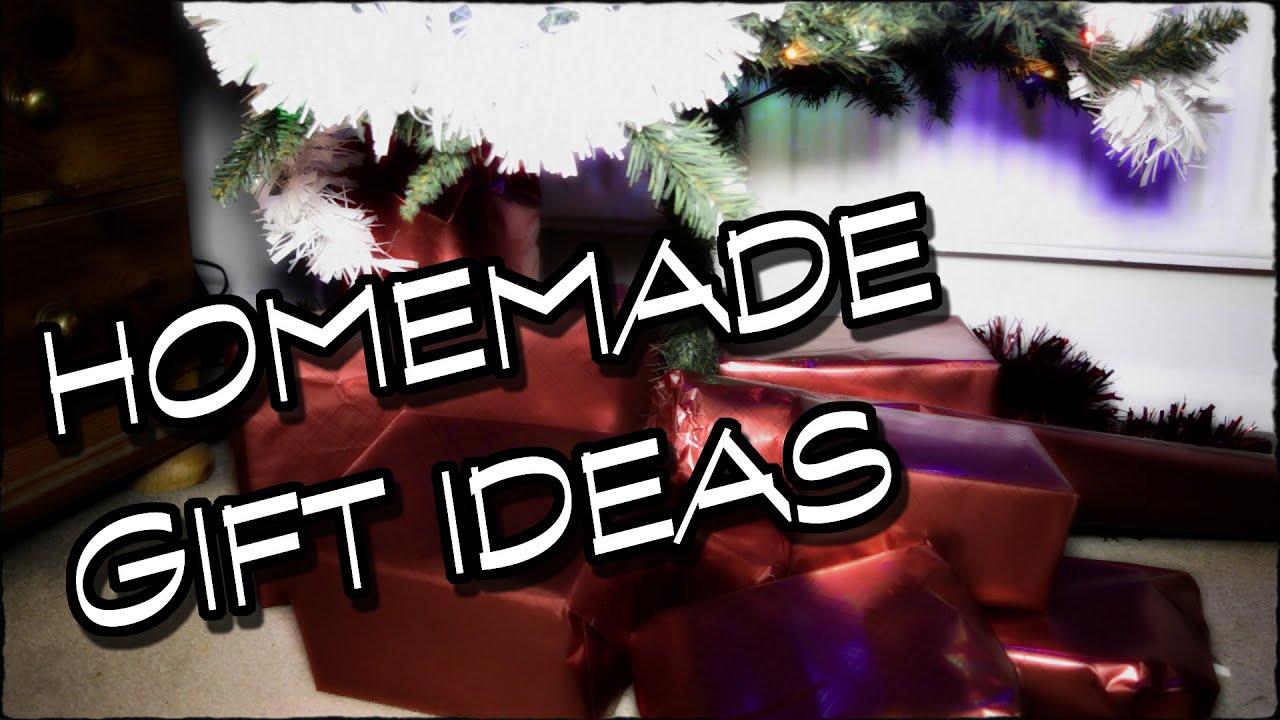 How To Make Homemade Christmas Gifts On A Budget - YouTube