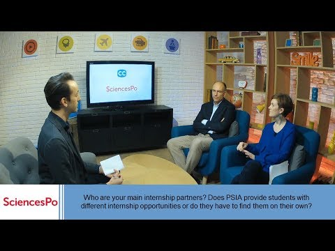 Question 2 - Sciences Po - Paris School of International Affairs