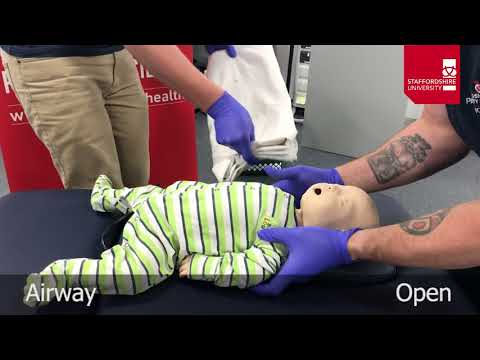 Paediatric Basic Life Support