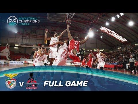 LIVE 🔴 - Benfica (POR) v Lukoil Academic (BUL) - Basketball Champions League 17-18