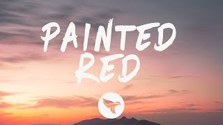 ill Nicky - Painted Red (Lyrics)