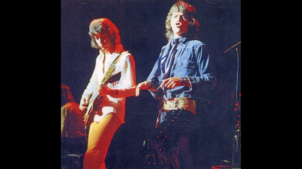 The Rolling Stones - Love In Vain - 1972 - New York July 26