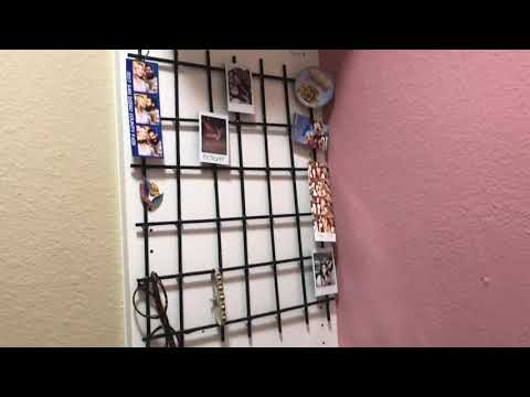 DIY URBAN OUTFITTERS WALL GRID l justnena