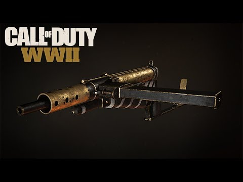 So Michael Condrey Gifted Me An EPIC Royal Skull Sten In COD WW2...