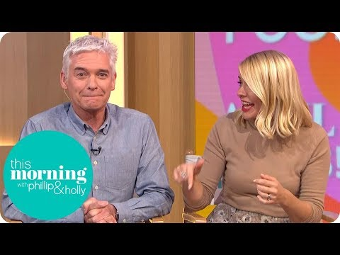 Holly Nearly Swears After April Fools Prank | This Morning