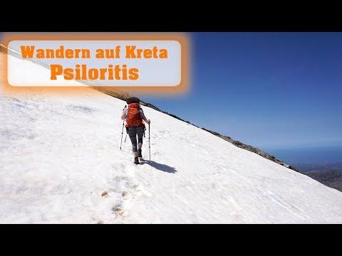Wanderung auf den Psiloritis (2456m) - Kretas höchster Berg