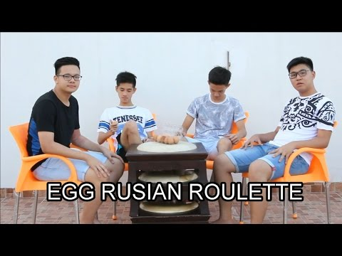 Egg Russian Roulette Challenge (Group)