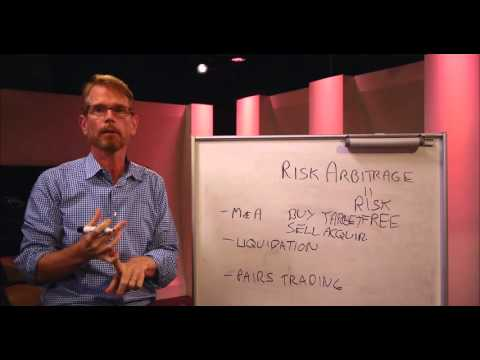 Risk Arbitrage Explained - NY Institute of Finance