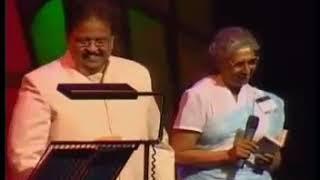Oru Sanam Live by Smt. S Janaki