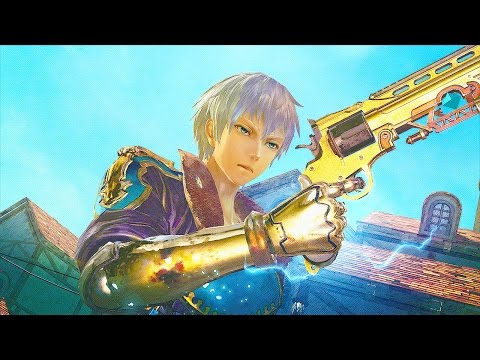 Top 10 Upcoming JRPGs In 2017 And Beyond (NEW Japanese RPGs For PS4  Switch Xbox One PC)