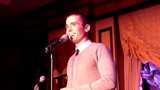 "Matt Doyle - ""You Made Me Love You"" at Feinstein"