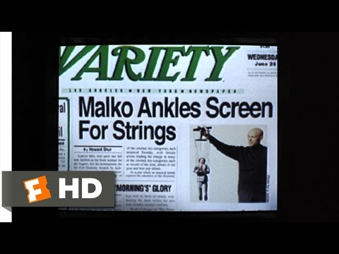 Being John Malkovich (10/11) Movie CLIP - John Malkovich Becomes a Puppeteer (1999) HD