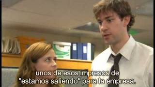 The Office - 4ª temporada - Tomas falsas (Bloopers) 2/3