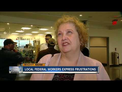 Federal workers in Tampa Bay Area place shutdown blame on both political parties