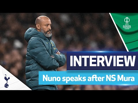 'A very good performance overall' | Spurs 5-1 NS Mura | Nuno reacts to dominant win over NS Mura