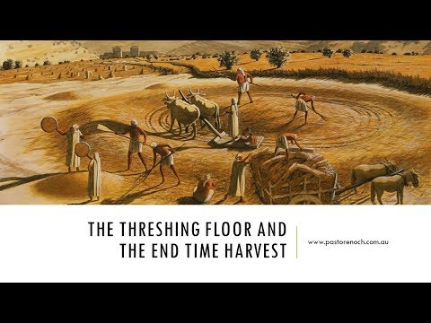 2018 - Persecution of the Church? Lessons from the Threshing Floor