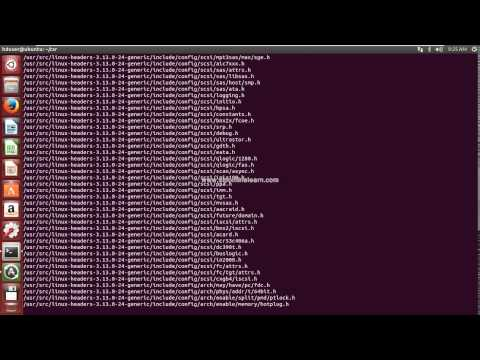 Unix and Shell Programming Chapter   3 UNIX FILE SYSTEM   PART 5