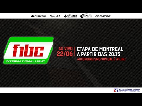 F1BC INTERNATIONAL LIGHT 2017/2 @ MONTREAL | AUTOMOBILISTA GT3