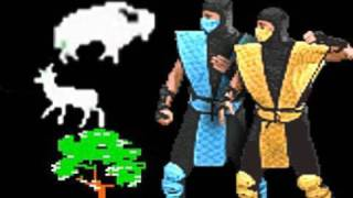 Mortal Kombat vs. Oregon Trail