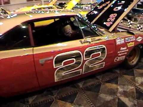 Bobby Allison 1969 Dodge Daytona Nascar Race Car Youtube