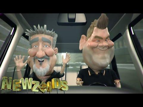 James Corden and Paul Hollywood Carpool Karaoke - Newzoids