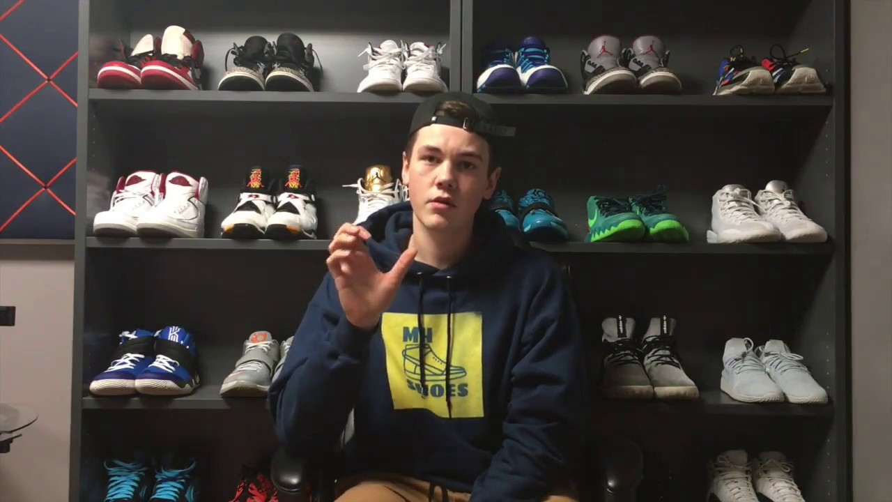 31cc9f36f45cd8 Top 10 Sneakers Releasing in February 2018 - YouTube