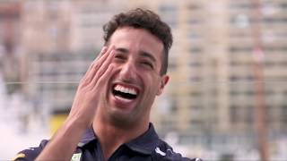 2018 Monaco - Lee McKenzie catches up with Daniel Ricciardo