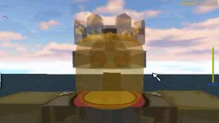 Giant SMG I Made On Roblox