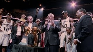 2003 NBA Champions: San Antonio Spurs (Trailer)
