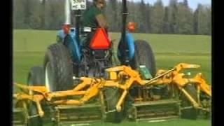 Рулонный газон, Русские газоны спб(, 2013-06-27T10:10:45.000Z)