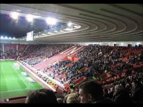 St Mary's Stadium - Home of Southampton Football Club (Song based on LK by DJ Marky)