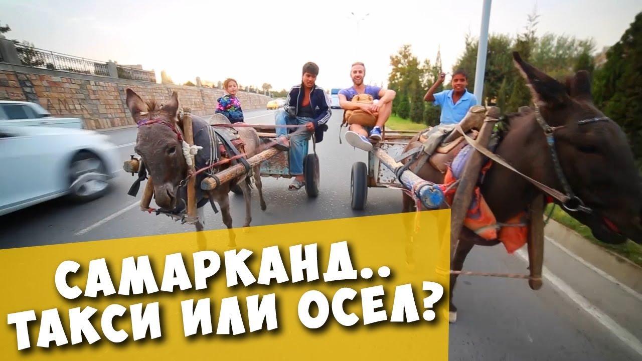 САМАРКАНД. ОслоСтоп - лучшее такси! | лучшее кругосветное путешествие