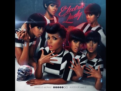 Janelle Monáe - We Were Rock & Roll (Lyrics)