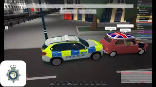 Roblox London UK Armed Policing BAF MISS JIFF