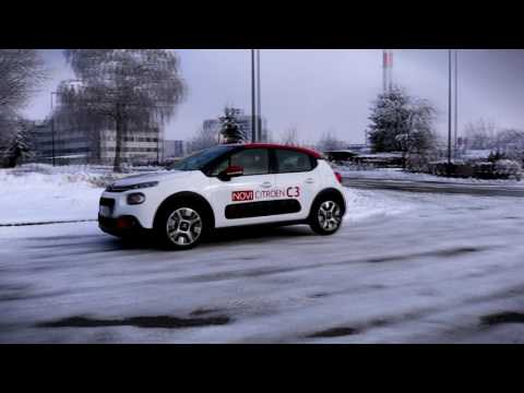 Citroën C3  na testu z Matjažem in Grego