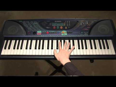 Learning F Sharp Major & F Sharp Minor for Basic Piano Chords : Piano Lessons