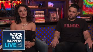 Are Nema Vand And Mona Too Close? | Shahs Of Sunset | WWHL