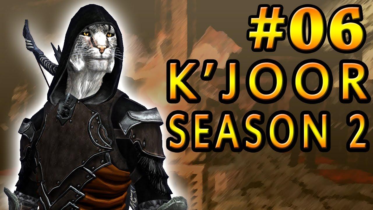 K'Joor's Skyrim Adventures - Season 2 Episode 6: